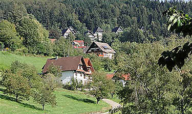 Forêt-Noire (Bade-Wurtemberg)