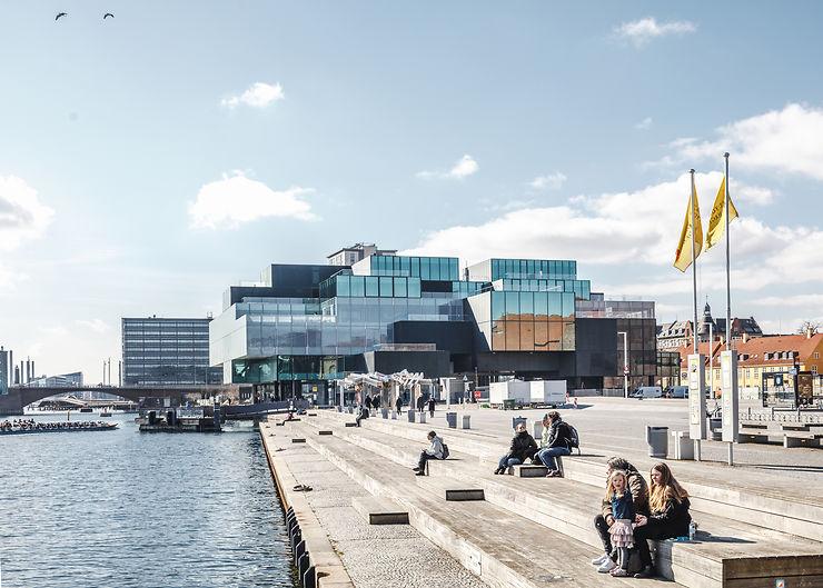 Danemark - BLOX, un nouveau centre culturel à Copenhague