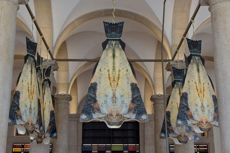Portugal - Un musée consacré à la morue à Lisbonne