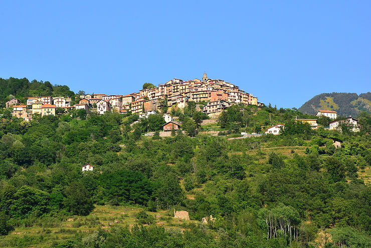 Le Mercantour, dans la vallée de la Gordolasque
