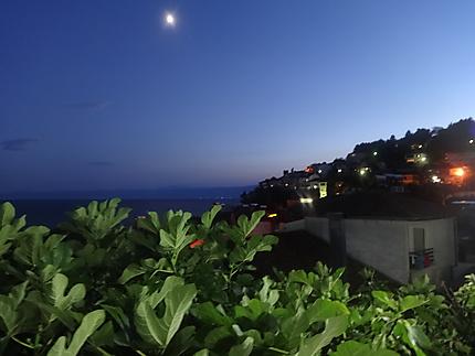Ohrid de nuit