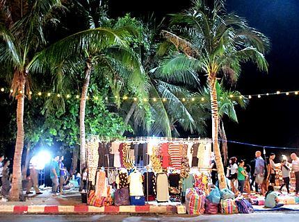 Pattaya en soirée