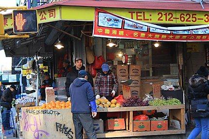 China townn