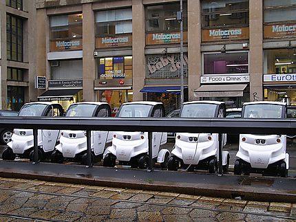 Milan - Famille nombreuse