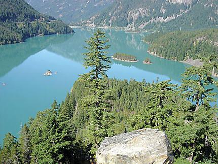 Lac du Montana