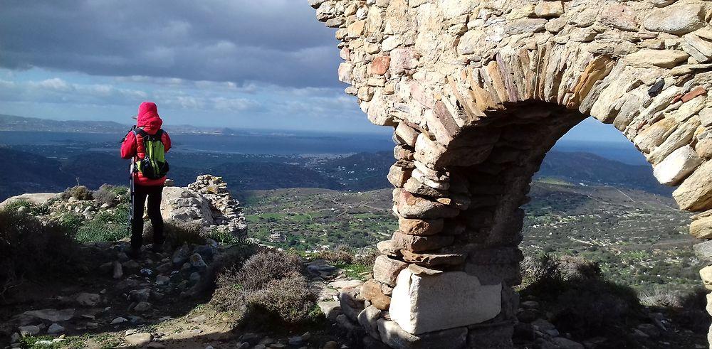 Les Cyclades en janvier : Santorin, Naxos, Paros, Antiparos