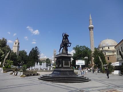 Place centrale de Bitola