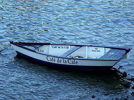 Barque à Sainte Marine
