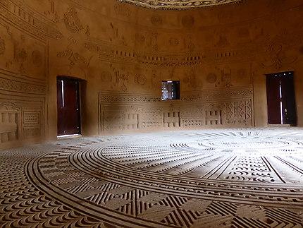 Case des palabres de Dalaba