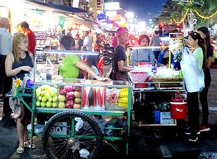 Soirée sur Pattaya