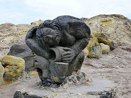 Sculpture - Vulcano