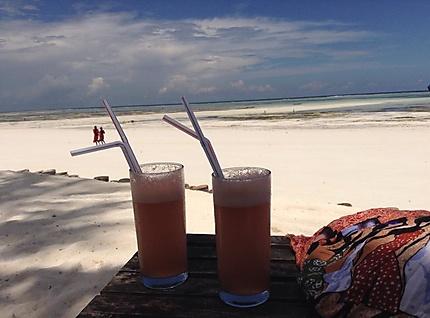 Après le Safari, détente à Zanzibar