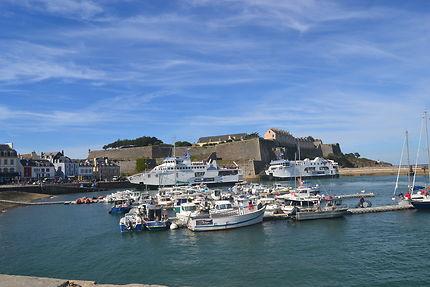 Port Le Palais, Belle-Île-en-Mer