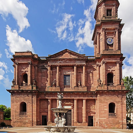 Eglise Notre Dame à Guebwiller