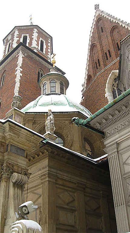 Cathédrale de Cracovie