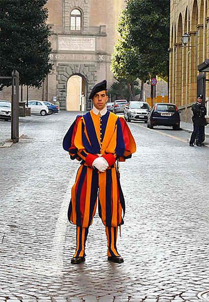 Garde Suisse - Vatican