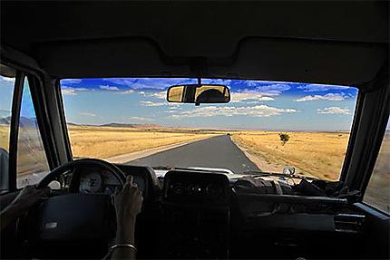 Cinémascope sur le plateau de l'Horombe