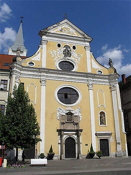 Frantiskansky kostol