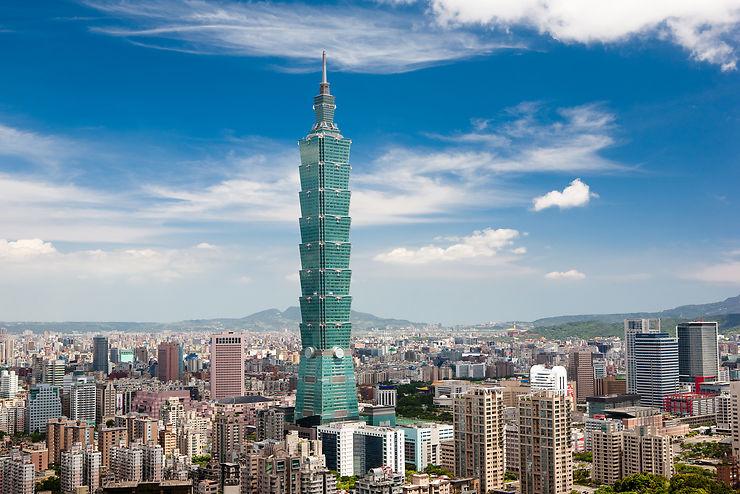 Taipei 101 - Taipei, Taïwan