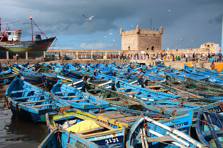 Maroc et Tunisie, sous le soleil exactement