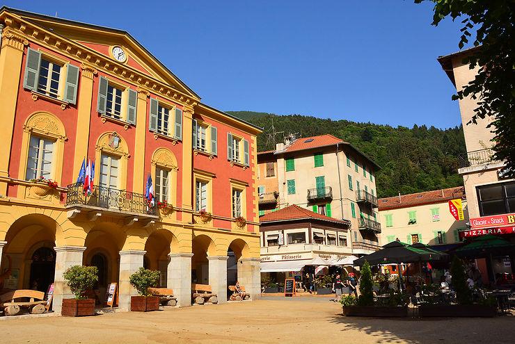 Saint-Martin-Vésubie, la petite « Suisse niçoise »