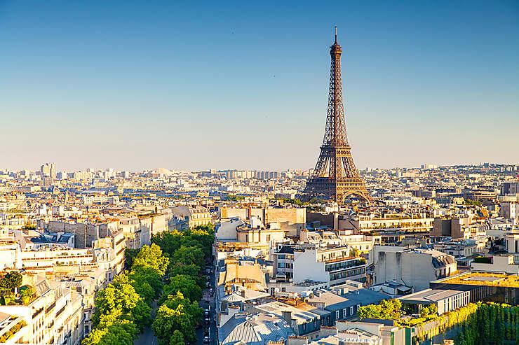 Paris - D'où vient le nom des rues de la capitale ? Une carte interactive vous dit tout !