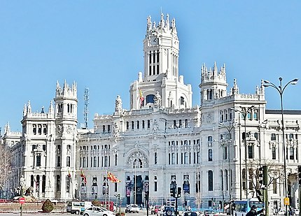Madrid - Poste centrale