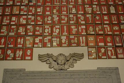 Ex voto, Chapelle de la Visitation,  St J.Moscati