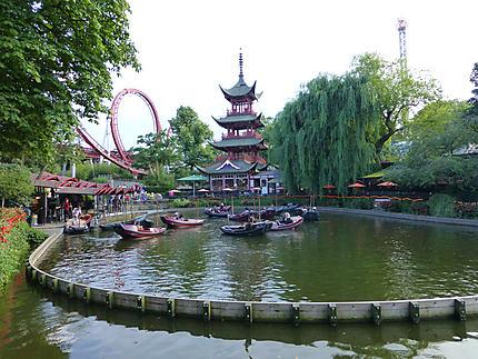 Pavillon chinois de Tivoli