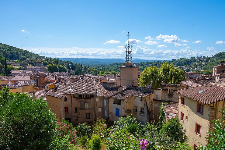 Var : la Provence verte, au fil de l'Argens