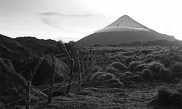 Volcan et parc national Sangay