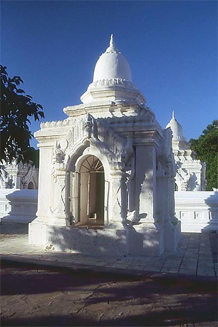 Un pavillon de Kuthodaw