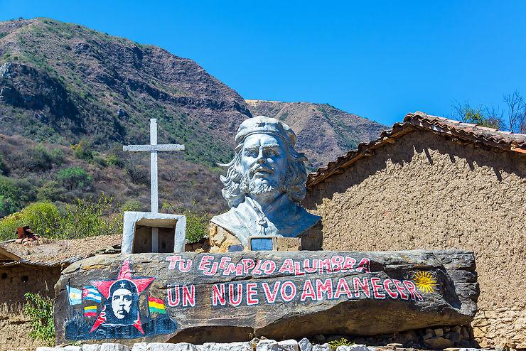 La route du Che en Bolivie