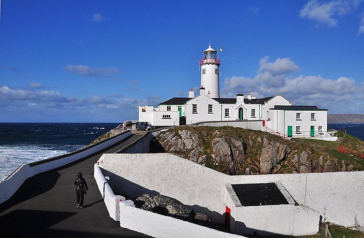 Fanad Head, le phare du bout du monde