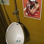 Toilettes d'un estaminet