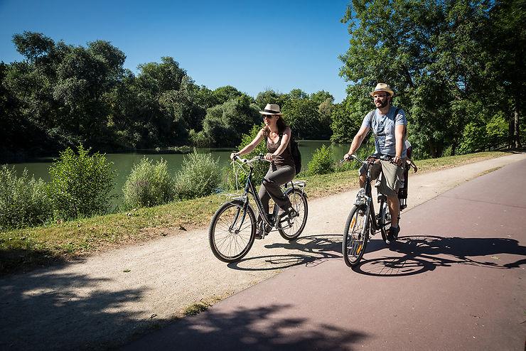 Les boucles de la Marne à vélo