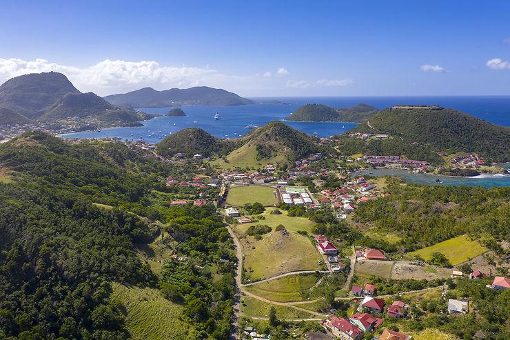 Le meilleur de la Guadeloupe : Marie-Galante, Les Saintes, La Désirade