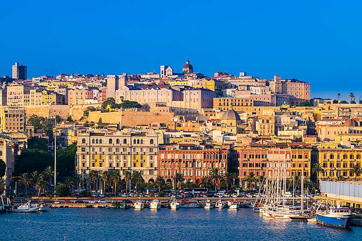 Le meilleur de la Sardaigne : Cagliari et le Sud