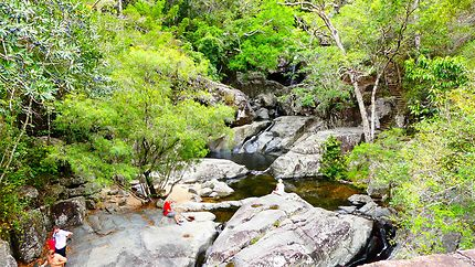Little Cristal Creek