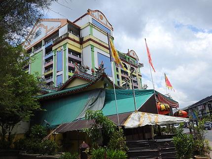 Temple chinois à Kuching