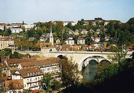 Le centre de Berne