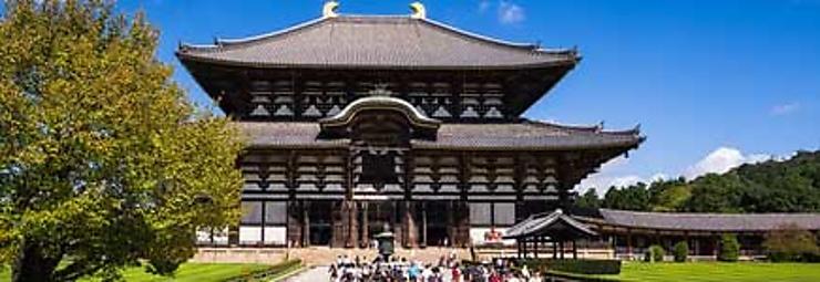 Nara, l'âme du Japon