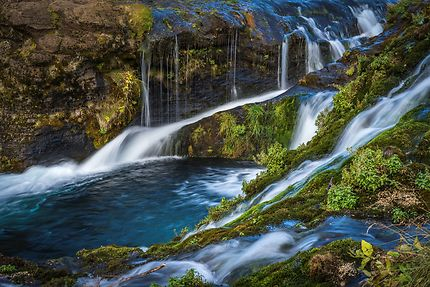 Cascades de Gjain