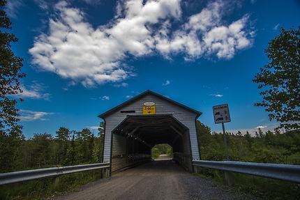 Pont des draveurs Commune de Rimouski