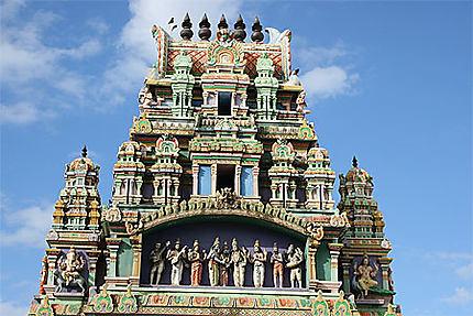 Temple Hindou Kalikambal