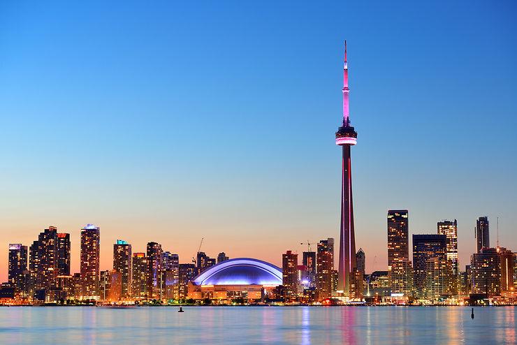 Tour CN - Toronto, Canada