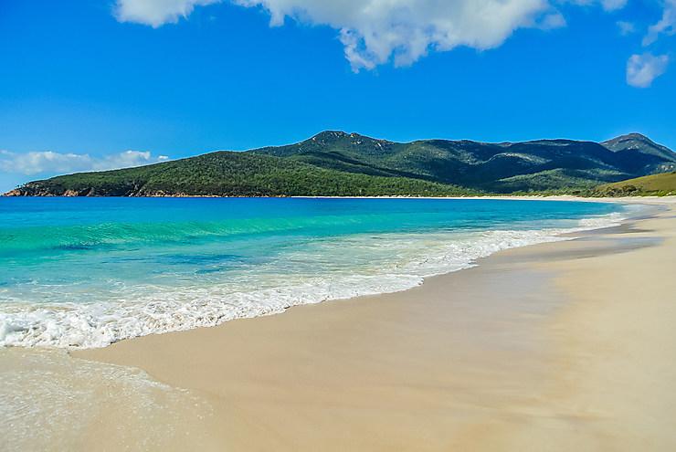 Wineglass Bay – Tasmanie