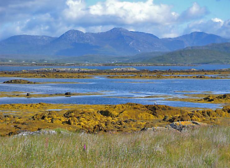 Côte Sud, de Galway à Carna