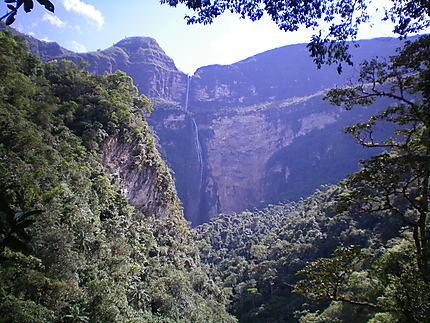 Cascade Gocta