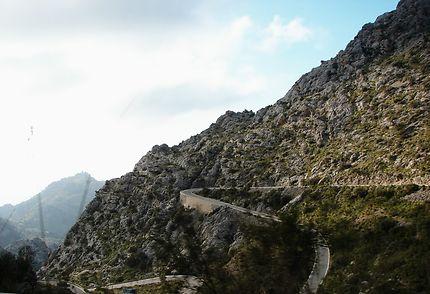 Route à la Gomera